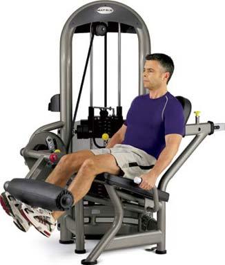 leg extension machine bad