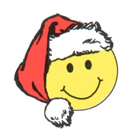smiley fact santa 1