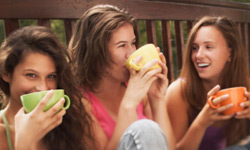 tweens drinking coffee 3